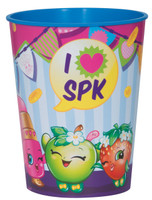 Shopkins Party 16 oz. Plastic Cup