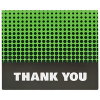 Neon Multicolor Thank You Notes (8)