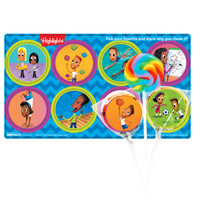 Highlights Lollipop Favor Kit