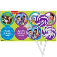Highlights Large Lollipop Sticker Kit
