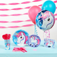 Enchanted Unicorn Basic Party Pack 2