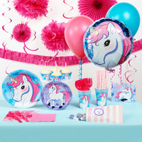 Enchanted Unicorn Super Deluxe Party Pack