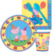 Peppa Pig Snack Party Pack