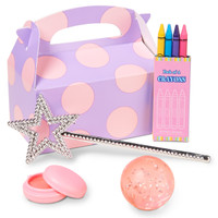 Fairy Party Filled Party Favor Box (Set of 4)