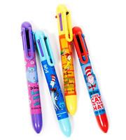 Dr. Seuss - 6 Color Pen (12)