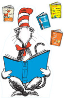 Cat in the Hat Stand In
