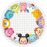 Disney Tsum Tsum Dinner Plates (8)