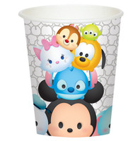 Disney Tsum Tsum 9on Paper Cups (8)
