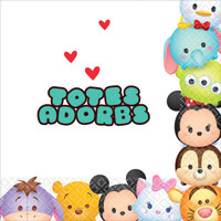 Disney Tsum Tsum Lunch Napkins (16)