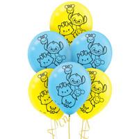 Disney Tsum Tsum Latex Balloons (6)