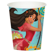 Disney Elena 9oz Paper Cups (8)
