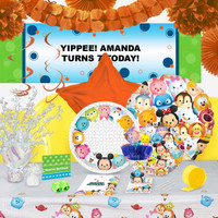 Disney Tsum Tsum Super Deluxe Party Pack