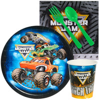 Monster Jam Snack Pack