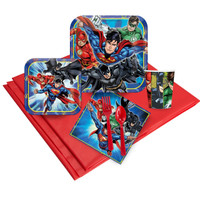 Justice League Party Pack (24)