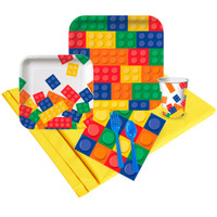 Building Block Party Pack for 24
