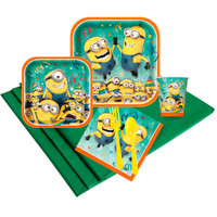 Minions Despicable Me Party Pack for 24