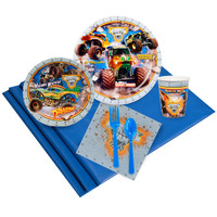 Monster Jam 3D Party Pack for 24