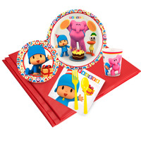 Pocoyo Party Pack for 24