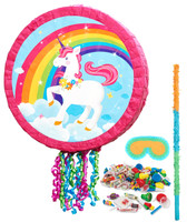 Fairytale Unicorn Party Pinata Kit