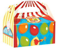 Carnival Games Empty Favor Boxes (8)
