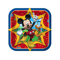 Disney Mickey Fun and Friends Dessert Plates