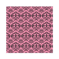 Paris Damask Beverage Napkins