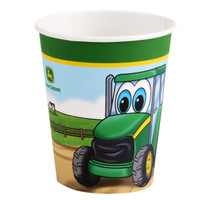 Johnny Tractor 9 oz. Cups