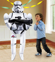 Star Wars Stormtrooper Airwalker Foil Balloon