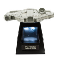 Star Wars Millennium Falcon Cake Topper