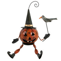 Jackolantern/Pumpkin Man Sitting Decor