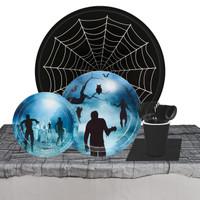 Zombie 32 Guest Tableware Kit