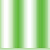 Lime Green Stripe Plastic Tablecover