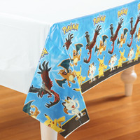 Pokemon Plastic Tablecover