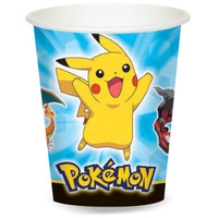 Pokemon 9 oz. Paper Cups