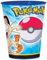 Pokemon 16 oz. Plastic Cup