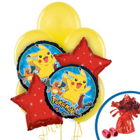 Pokemon Balloon Bouquet