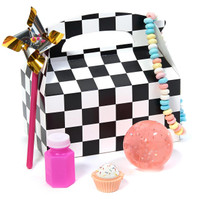 Alice in Wonderland Filled Favor Box