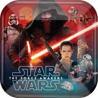 Star Wars VII Dinner Plates