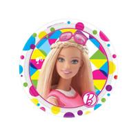 Barbie Dessert Plates