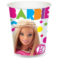 Barbie 9oz. Paper Cups