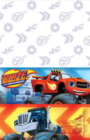 Blaze and the Monster Machines Plastic Tablecover