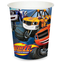 Blaze and the Monster Machines 9 oz. Paper Cups