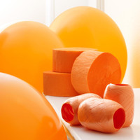 Orange Decorating Kit