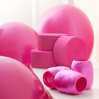 Hot Pink Decorating Kit