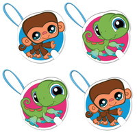 Littlest Pet Shop Assorted Notepads