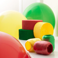 Red, Green & Yellow Decorating Kit