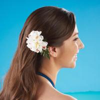Floral Hair Clips Asst. (1 count)