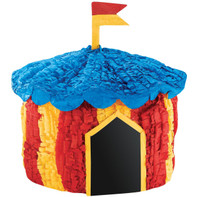 "Circus Big Top 17"" Pinata"