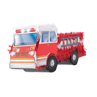 Fire Trucks Pinata