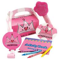 Birthday Princess Party Favor Box